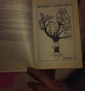 Книга про персидских кошек