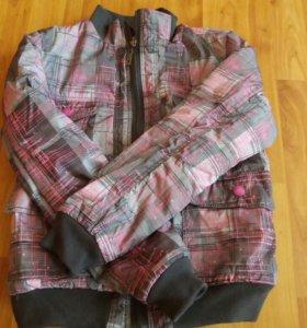 Новая весенняя детская куртка