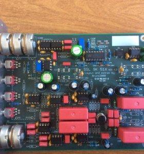 ssl 9k5 500api микрофонный усилитель