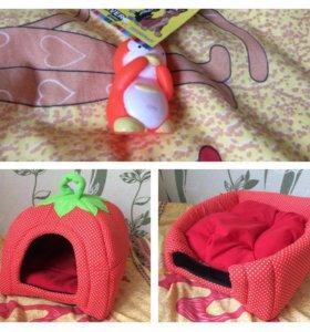 Дом - трансформер + игрушка