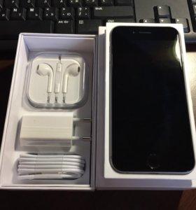 Новый iPhone 6, 16gb