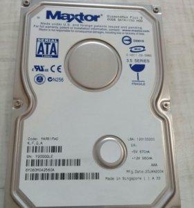 Диск SATA 60GB