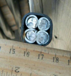 Кабель алюминиевый 4-х жильный