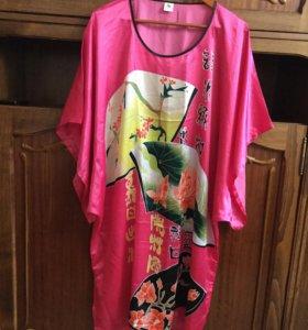 Туника-кимоно новая 48-50 и больше размер