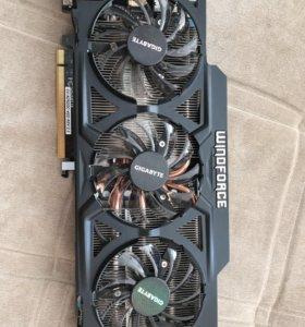 Видеокарта Gigabyte GeForce GTX 760 Winforce 4GB