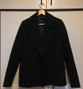 Синее пальто, ASOS