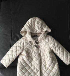 Куртка для девочки Мазикея