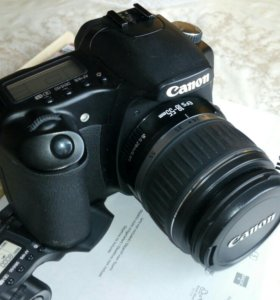 Canon EOS 30D зеркалка цифровик новый