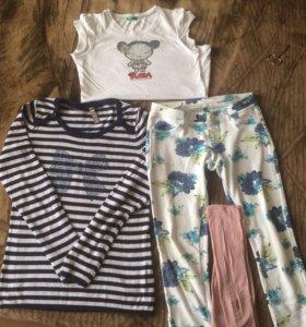 Одежда на девочку 11-12 лет