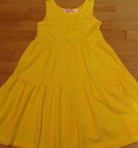 Платье размер 6 лет рост 116 см. Новое