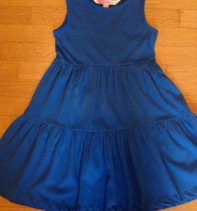 Платье размер 5 лет рост 110 см. Новое