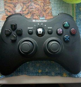 Джойстик с вибрацией PS3