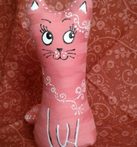 Кошечка Розовые мечты