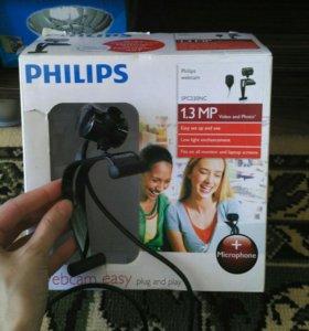 Веб-камера Philips SPC230NC