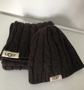 Шапка/шарф