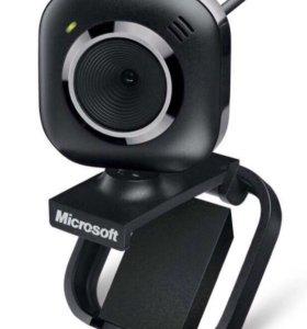 Продам веб камеру Microsoft LiveCam 2000