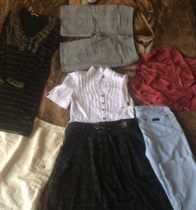 Женская Одежда пакетом размер 46-48