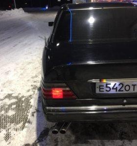 Продам Мерседес Бенц 124 2.8 автомат