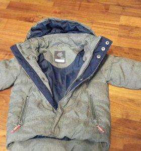 Куртка Lindex (теплая зима), 98