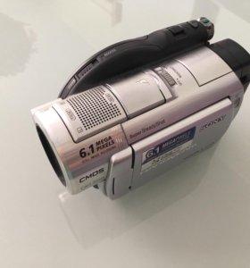 Видеокамера Sony DCR-DVD508
