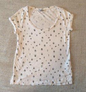 Майка/футболка Pull & Bear