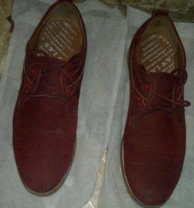 Казанные ботинки