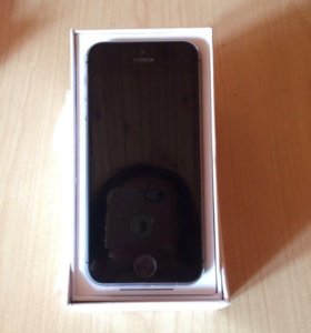 Новый IPhone 5s на 16гб