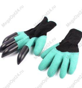 Перчатки для работы в саду и огороде🌹☘️