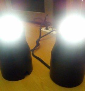Светодиодные фонари подсветки полов