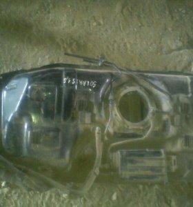 Топливный бак Hyundai Solaris Kia Rio 3