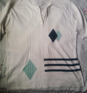 Кофта блузка футболка 60