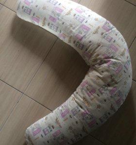 Подушка для беременных или кормления