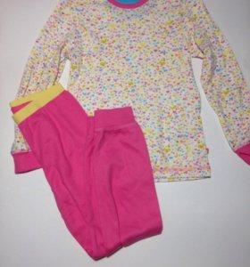 Новые пижамы Mothercare 110-116
