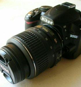 Зеркальный Nikon D3100