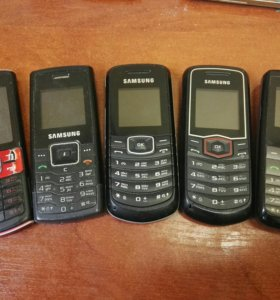 Samsung звонилки