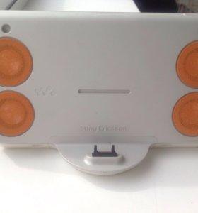 Sony Ericsson MDS-60 Walkman портативная акустика