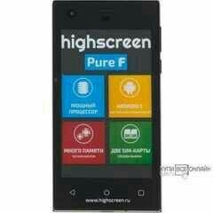 Смартфон Highscreen Pure F