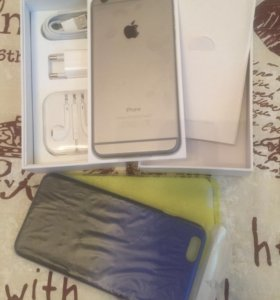 iPhone 6 Plus, 128 GB, Space Gray