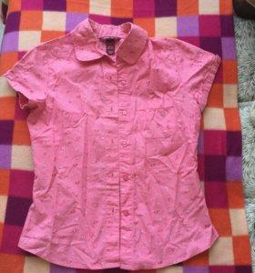 Рубашка на девочку 12-13 лет