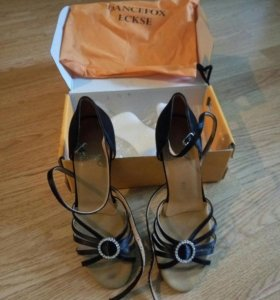 Танцевальные туфли, Dancefox, 36 р-р.
