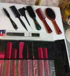 Набор для начинающего парикмахера
