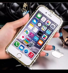 Бампер на айфон 6