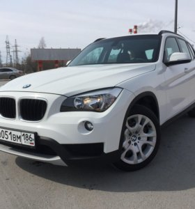 BMW X1. 2012 ГОД. V-2.0, АКПП. ПРОБЕГ 30000