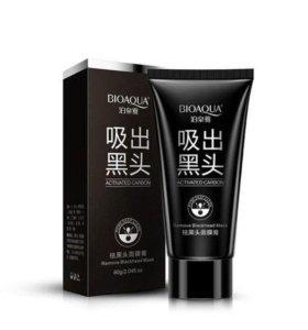 BioAqua — черная маска-пленка