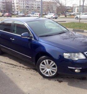 VW Passat 2010 год 1.8 турбо