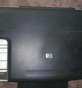 Принтер 3в1 сканер копир цветной