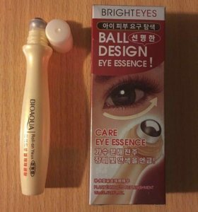 BioAqua Ball Design Eye Essence""