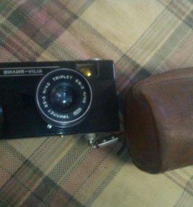 Виля . фотоаппарат