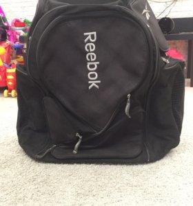 Хоккейная сумка Reebok 10k