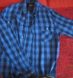 Лёгкая рубаха pull&bear